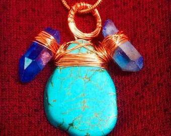 Sioux pendant