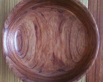 Bubinga Bowl