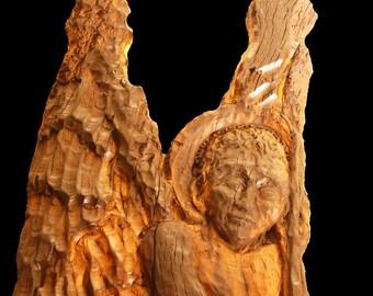 Sculpture Archangel