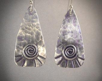 Arcadian - Sterling Silver earrings