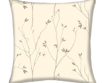 Four Seasons October Sky Throw Pillow