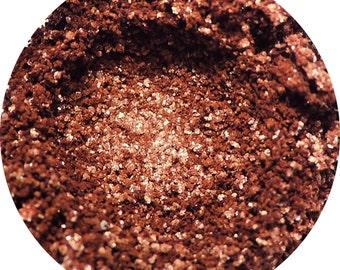 Fallen - Bronze Brown Loose or Pressed Shimmer Pigment