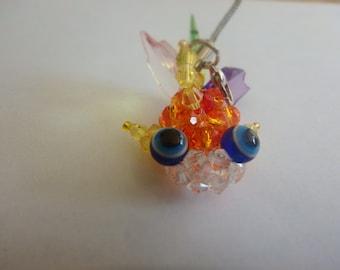 Small Beaded Goldfish