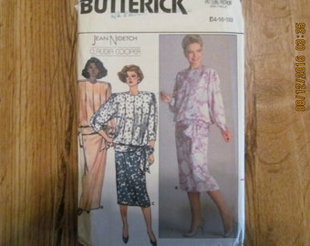 Butterick 1980's Dress Pattern