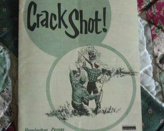 Vintage Remington Booklet