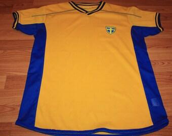 Sweden Soccer Jersey