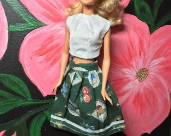 Barbie Doll Clothing 3 piece set