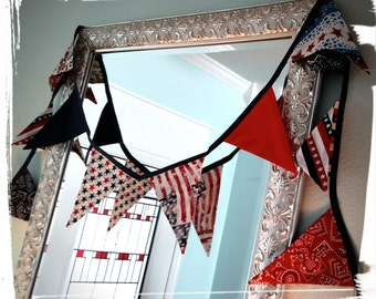 Star Spangled Bunting