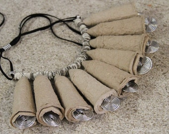 Aluminium recycling paper 3 hypoallergenic jewelry