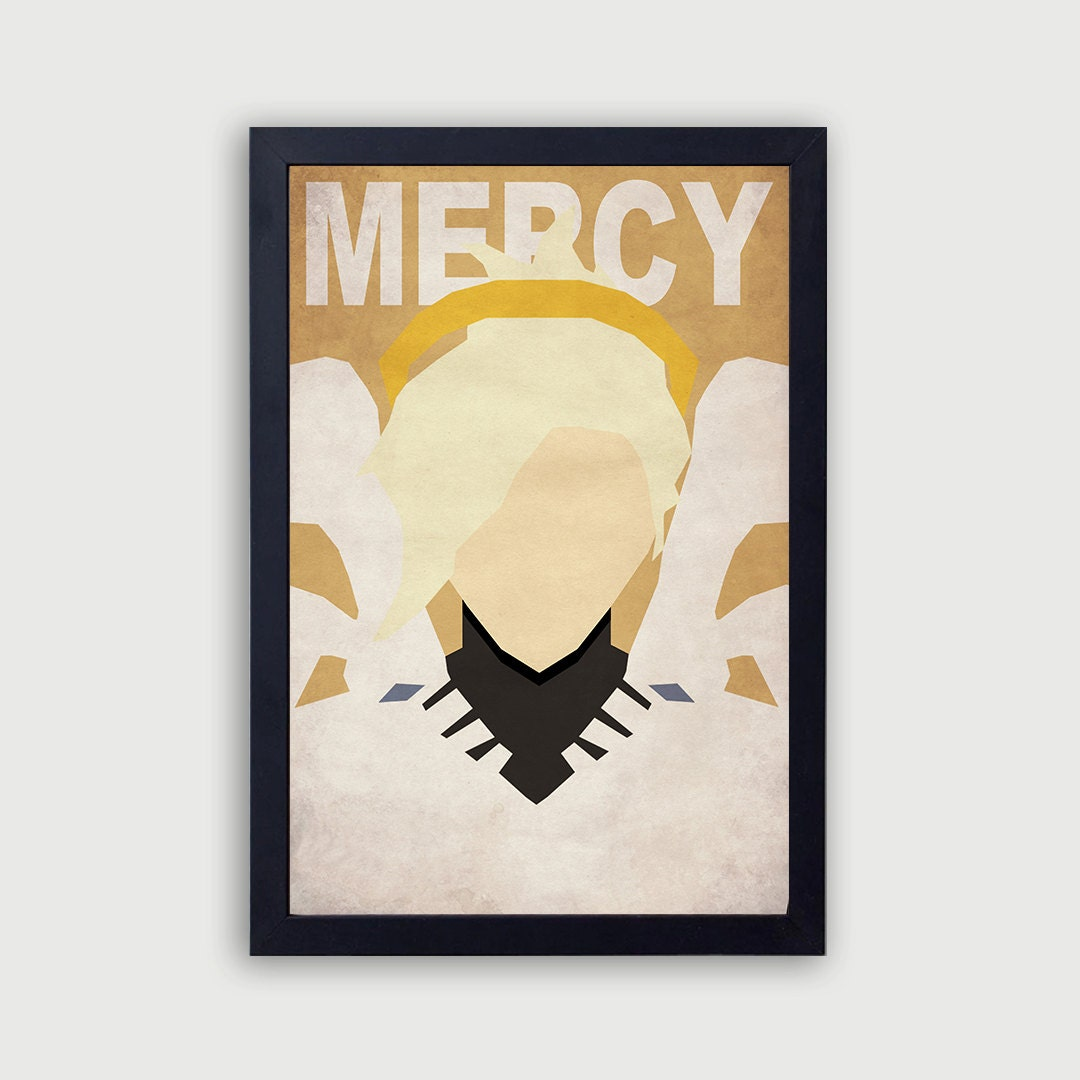 Best Overwatch Wall Decor Images - The Wall Art Decorations ...