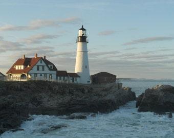 Portland, Maine Headlight Lighthouse