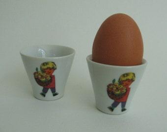 Vintage egg cups/egg-cup