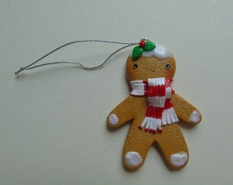 Cozy Gingerbreadman