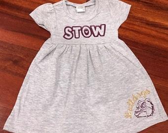 Stow Monroe Falls Bulldog T-Shirt