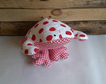 Handmade frog