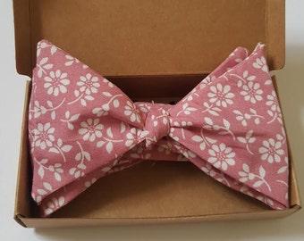 Bowtie - self tie