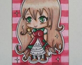 """Kakao-Karte """"Shining princess"""""""