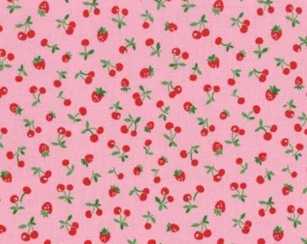Sale! Old New 30's (Berries) by Lecien in Pink