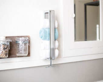 Stylish Towel Rack