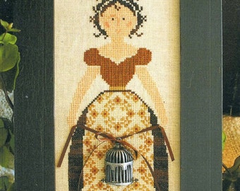My Lady by Little House Needleworks Counted Cross Stitch Pattern/Chart
