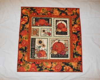 Harvest Blessing Wallhanging