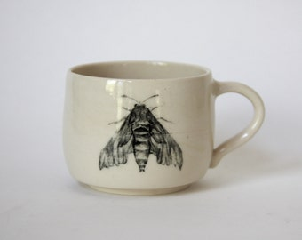 Moth Mug/Planter