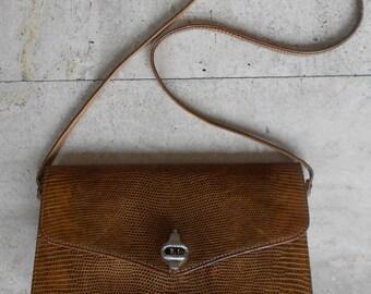 Bag camel lizard, vintage 50 s
