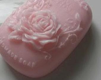 Rose Soap in Gift Box