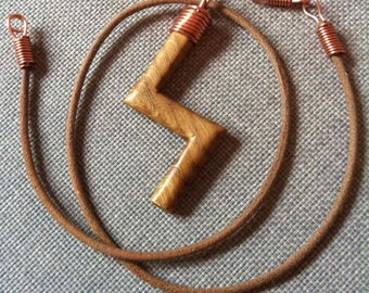Runic style pendant - Sowelo
