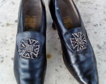 Edwardian Shoes from William Whiteley of London