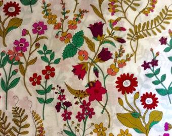 Tana lawn fabric from Liberty of London, Lola Hesselberg