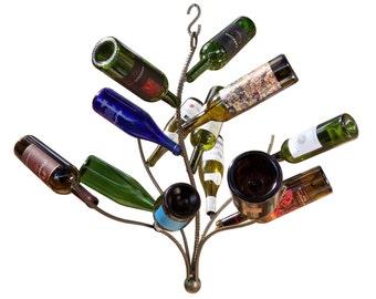 The Original Wine Bottle Chandelier