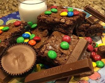 Runaway Candy Brownies 6ct
