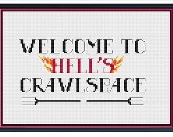 Welcome to Hell's Crawlspace