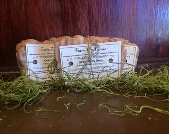 Cedar Handcrafted Soap