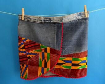 Miniskirt recycled multitalla Sa Ona