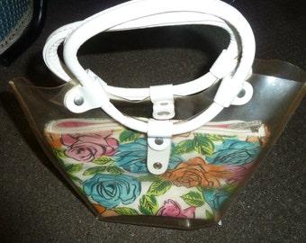 Delightful funky 1960's handbag