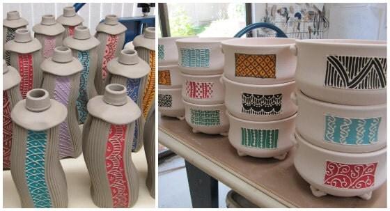 Charan Pottery