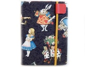 Kindle Paperwhite cover - Alice in Wonderland - cover for Kindle Touch, Voyage, Basic, Keyboard - case for kindle eReaders - hardcover