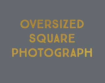 Fine Art Photography - Your Choice - Any Photograph Square - Beach - Horse - Paris - NYC - Florida - Love - Alicia Bock - Photography