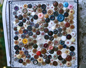 buttons, art