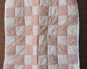Tiny Super Sweet Prairie Quilt  #204