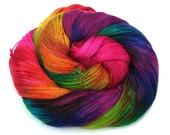 Hula- Handpainted Yarn- Dye to Order, Sock, Fingering, Sport, Bulky