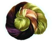 Wayfarer- Handpainted Yarn- Dye to Order, Sock, Fingering, Sport, Bulky