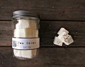 TEA CAKES Sugar Scrub ... Black Kettle