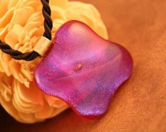 Purple Pendant No. 6001