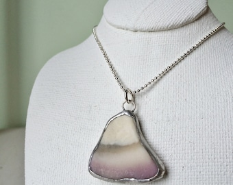 Necklace - Shell pendant 007