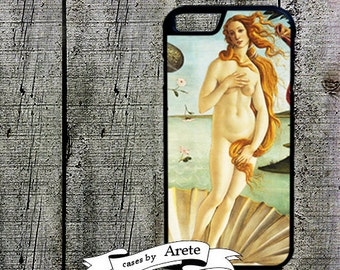 The Birth of Venus Phone Case Botticellifor iPhone 4 4s 5 5s 5c SE 6 6s 7  6 6s 7 Plus Galaxy s4 s5 s6 s7 Edge