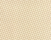 Farmhouse - Check Criss Cross in Pebble: sku 20256-15 cotton quilting fabric by Fig Tree and Co for Moda Fabrics - 1 yard