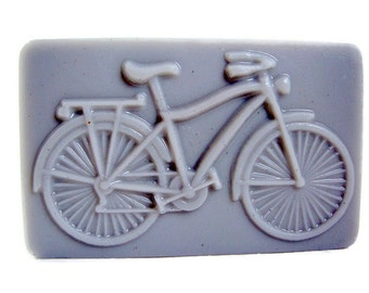 Bicycle Soap, Natural Ingredients, Gift for Biker, Gift for Cyclist